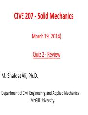 Review- Quiz-2