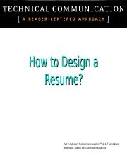 2_powerpoint_How_To_Design_A_Resume.ppt