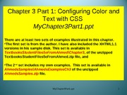 MyChapter3Part1