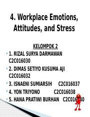 Emotions PPT Chp 4