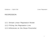 CHAPTER 12 SimpleLinearRegression