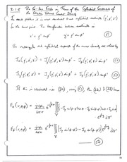EE 362 Cylindrical Coordinates Variables Notes