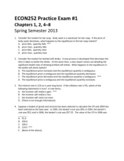 ECON252_Practice_Exam_1A_-_Chapters_1_2_4-8_KEY_