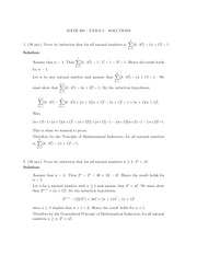 Exam s 3-4 Solutions