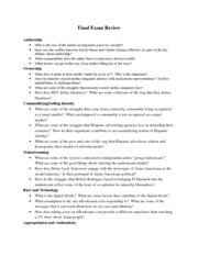 347 Final Study Guide