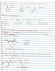 Organic Chemistry Chapter 3 Problems