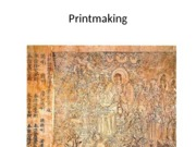 Printmaking, etc. D2L