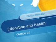 ch_10-_Education_and_health