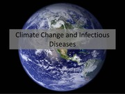12. Climate change and infectious diseases