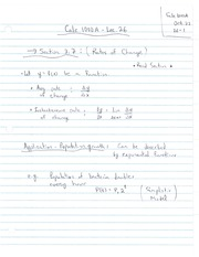 MATH19 Lecture Notes (2013) - #26