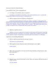 Study Guide Quiz #2 ENG 125.docx