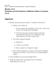 10-12-Medical Education II-overheads