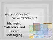 Outlook Chapter 2