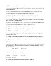 finance-exam-questions