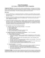 competitive dialogue presentation Procurement practice guide a guide to products and services  require competitive written quotations, agencies may use this method for purchasing up to.