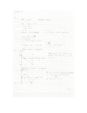 Eng Sci Statics - Internal Forces Lecture Note