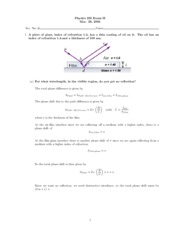 Exam02_Sol2 Physics