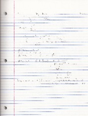 10. Calculus 1 notes