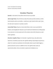 Emotion Theories.docx