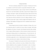 gang leader for a day essay