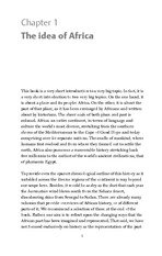 Chapter 1_ The idea of Africa
