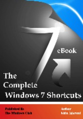 The Complete Windows 7 Shortcuts eBook by Nitin Agarwal