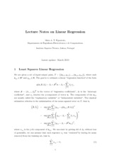 paper Ch6Figueiredo_Linear_Regression