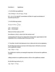 Vandenbout Worksheet 4
