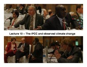 lecture 11 - IPCC and observed climate change