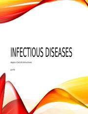 Infectious diseases.pptx