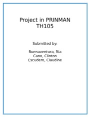 Project-in-PRINMAN