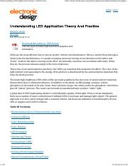 Understanding LED Application Theory And Practice.pdf