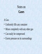Gas Law Review.ppt