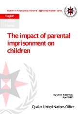 ImpactParentalImprisonment-200704-English