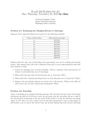 Econ 323 Study Guide econs323_ps5