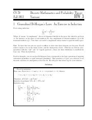 hw3(solutions)