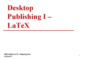 5.Desktop.Publishing.I.LaTeX