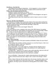 COMM 452 - Narrator Midterm notes