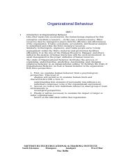 Organizational Behaviour.docx