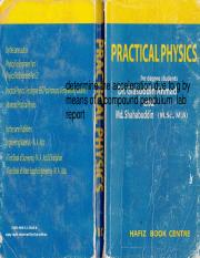 PRACTICAL_PHYSICS by Dr.Giasuddin Ahmed