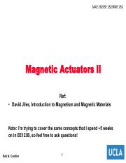 Lecture 6-Magnetic Actuator II.pdf