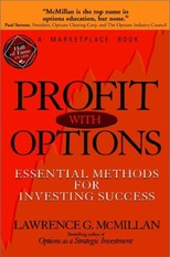 Wiley Trading,.Profit with Options - Essential Methods for Investing Success.[2002.ISBN0471225312