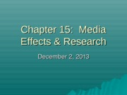 Chapter Intro Media Studies 15