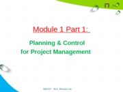 3. Project+mgmt+I