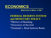 11b Monetary Policy AP Unit 2