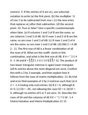 Linear Algebra MTH 250 (Page 103-105)