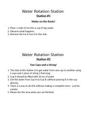 LAB Water Rotation Stations.docx