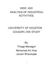 Cougar line project