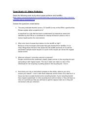 Case Study #2 - Water Pollution (1).docx