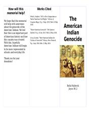 american indian genocide.docx